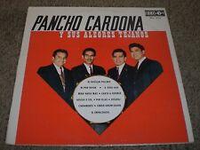 Pancho Cardona Y Sus Alegres Tejanos~RARE Mexico Import Latin~FAST SHIPPING!!!