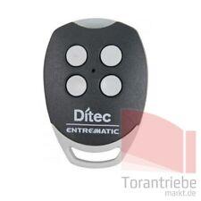 Télécommande à Fréquence Radio ZEN4 Ditec Entrematic 4 Boutons Origianal pour