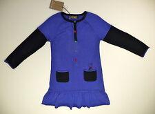 Jean Bourget Robe Bleu Glam Chic et choc 6 ans