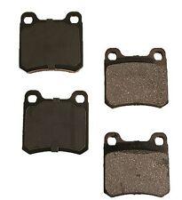 For Mercedes W201 W202 W124 190D 190E 84-95 Rear Disc Brake Pad OPparts Semi Met