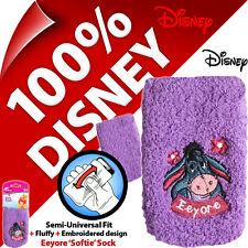 Disney Eeyore Teléfono Móvil MP3 Calcetín Funda Cubierta Para IPHONE 5 5S 5C Se
