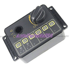 21N8-20505 21N8-20506 R210LC-7 Throttle Touch Switch For Hyundai Excavator Parts