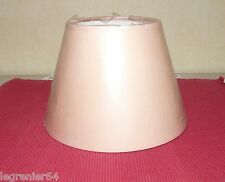 Abat jour tissu applique, lustre, lampe électrique 200 mm à trou N°044