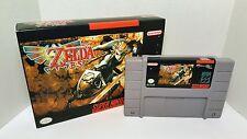 BS the Legend of Zelda B.S. - SNES Super Nintendo Sealed in Box NTSC