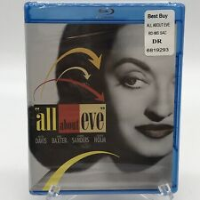 All About Eve (Fox 2011) Blu Ray Bette Davis, Anne Baxter, George Sanders