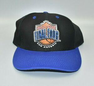 1998 NCAA Final Four San Antonio Logo 7 Vintage Snapback Cap Hat - NWT