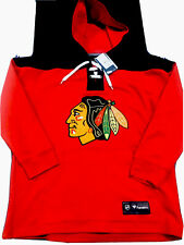 Chicago Blackhawks Fanatics Drawstring Hoodie Fleece Sweatshirt New Tags Sale XL