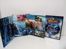World of Warcraft Espansione Set Ira del Re Lich GIOCO PER PC 2008 (s8)