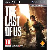 The Last of Us PS3 Playstation 3 MINT Same Day Dispatch - Super Fast Delivery