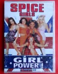 spice girls girl power la biographie victoria beckham geri halliwell emma bunton