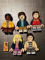 EXCLUSIVE!! Lego Stranger Things 5 Kids and Eggo. Custom crafted rare full set.