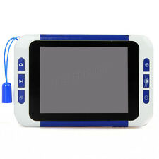 "3.5""LCD Screen Portable Electronic Magnifier Low Vision Visual Reading Aid 2-32x"