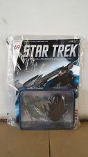 *#69 STAR TREK STARSHIPS COLLECTION BREEN WARSHIP ENTERPRISE WARS