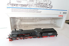 Digital Märklin HO/AC 34112 Dampf Lok BR 18137 DRG Olympia 1936 (AC/011-35S11/3)
