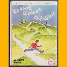 Collection Bibliothèque Rose IL COURT, IL COURT, FRÉDÉRIC Jacqueline Goudet 1975