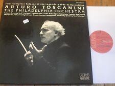 RL 01900(5) Arturo Toscanini - The Philadelphia Orchestra 1941-42 5 LP box