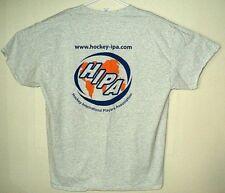 HOCKEY INTERNATIONAL PLAYERS ASSOCIATION HIPA NEW Double Sided T Shirt Size XL