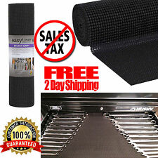 Thick Tool Box Liner Non Slip Lining Drawer Shelf Placemats Foam Rubber Roll 288