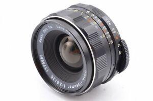 """"""" Mint """" PENTAX Super Takumar 35mm F/3.5 Mf Prime Objectif M42 Support W/ À"""