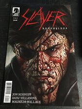 Slayer:Repentless#1 Incredible Condition 9.4(2017) Fabry Cover!!