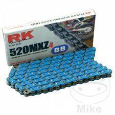 Honda CR 125 R 1981 RK 520 MXZ4 x 112 Blue Chain