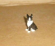 Dog Figurine Boston Terrier