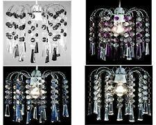 Lámpara de Techo de Araña Estilo Moderno De Cristal De Acrílico Colgante de las gotas