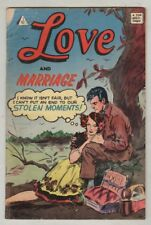 Love and Marriage #8 VG
