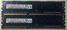 Hynix PC3-14900R (DDR3-1866) ECC REG Memory 8GB (4GB*2)