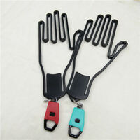 HK- Golf Glove Keychain Holder Rack Frame Dryer Hanger Stretcher Sports Golfer T