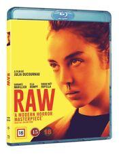 Raw (2016) Blu Ray