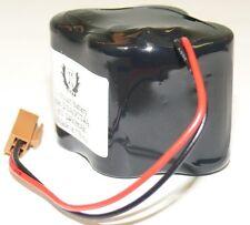 6V 2.4Ah Battery - BR-2/3AGCT4A Li-ion High Efficiency Replacement w/ Burn Plug