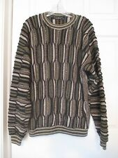 Protege` Collection Crewneck Sweater Size XL  Ugly Christmas / Tundra / Crosby