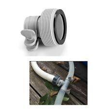 Intex Pool Replacement Hose Adapter Pump Part Conversion 1.25 to 1.50 Adaptor