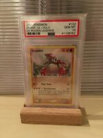 Pokemon PSA 10 Groudon Holo EX Hidden Legends 102/101