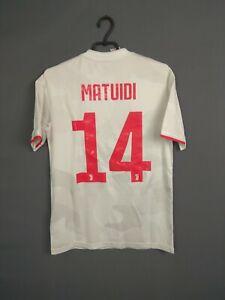 Matuidi Juventus Jersey 2019/20 Away Kids Boys 15-16 y Shirt Adidas DW5457 ig93