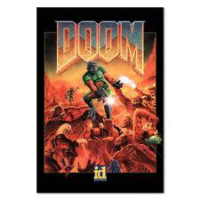 Doom Art Original Super Nintendo SNES - High Quality Prints