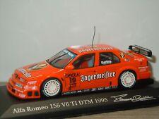 Alfa Romeo 155 V6 TI DTM 1995 M.Bartels - Minichamps 1:43 in Box *41184