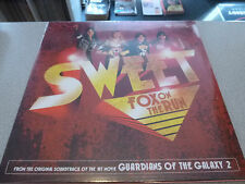 "SWEET-Fox On The Run - 12"" Maxi Vinile // NUOVO // Guardians of the Galaxy 2"