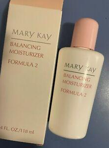 Mary Kay Balancing Moisturizer Formula 2 Normal Combination Basic Skin full size