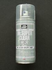 SPRAY FISSATIVO SUPER CLEAR GLOSS - ML 170 MR. HOBBY - GUNDAM