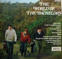THE BACHELORS The World Of LP