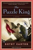 The Puzzle King Hardcover Betsy Carter