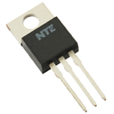 NTE Electronics NTE378 Transistor PNP Silicon TO-220 Power AMP Driver + Output