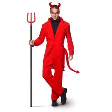 Teufel Satan Devil Luzifer Halloween Herrenkostüm