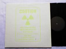 KRAFTWERK Caution Live St Ingbert 11/07/1971 RARE LP Ltd Ed. (number #6)  MINT