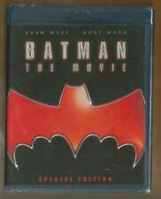 Batman: The Movie (Blu-ray Disc, 2008) ~ Adam West ~ Burt Ward ~ NEW