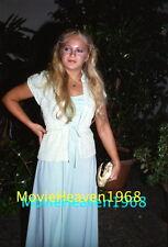 Charlene TILTON vintage 35mm SLIDE TRANSPARENCY 2743 PHOTO NEGATIVE