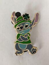 Stitch in St Patrick's Day Hat Wdi Walt Disney Imagineering Le250 Pin