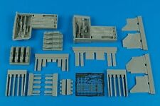 Aires 1/32 F4U-1D Corsair gun bay for Trumpeter kit # 2098/*